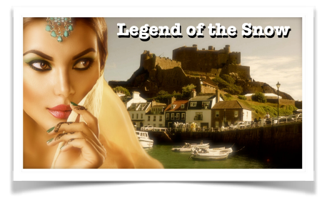 Legend of the Snow Logo